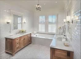 Fixer Upper Bathrooms Designer Natural Stone Subway Tile HD - Tile backsplash in bathroom