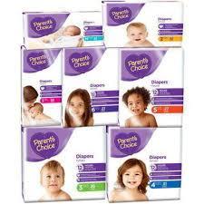Parents Choice Parents Choice Diapers Choose Your Size