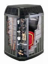 trane central air. reliability and durability trane central air