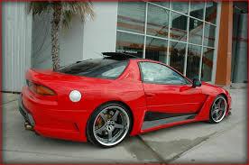 mitsubishi 3000gt modified. redblood2 1999 mitsubishi 3000gt 24090590017_large 3000gt modified