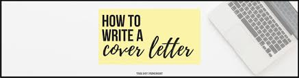 How To Write A Cover Letter Tips To Format A Modern Cover