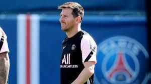 باريس سان جيرمان يستبعد ميسي من مباراة بريست