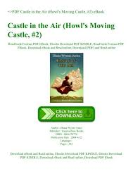 pdf castle in the air howl 039 s