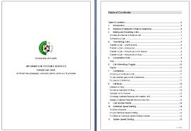 60 Training Manual Templates Training Plans Word Pdf