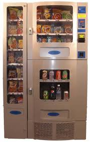 Used Combo Vending Machine