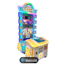 Claw Vending Machine Best Crazy Claw 48player PrimeTime Amusements