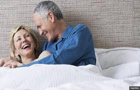 Sexual mismatch middle-aged couples
