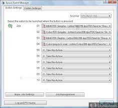 Epson event manager is a freeware utility for performing multiple tasks such as facilitating scan to email, pdf files, pc, and other uses. Epson Event Manager Utility Download