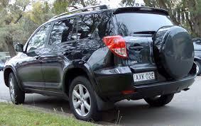 File:2006 Toyota RAV4 (ACA33R) Cruiser wagon (2008-11-07).jpg ...