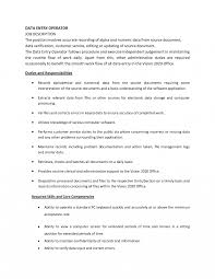 Data Entry Clerk Job Description Resume Datatry Operator Resume Job Description Templates Iii Sample 13