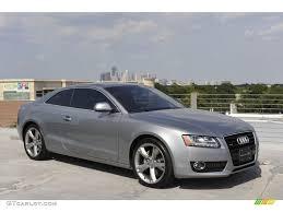2009 Quartz Grey Metallic Audi A5 3.2 quattro Coupe #52396474 ...