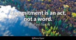 Quotes About Commitment Best Commitment Quotes BrainyQuote