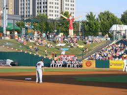 First National Bank Field Greensboro Grasshoppers