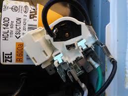 haier zer wiring diagram wiring diagram autovehicle chest zer replacing start relay appliances diy chatroomhaier zer wiring diagram 17