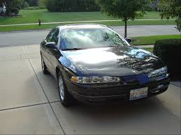 1999 Oldsmobile Intrigue - Information and photos - ZombieDrive