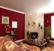 the red wall rooms with burgundy color schemes ava living kitchen with wine tasting area by valentina cirasola