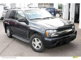 2006 Dark Gray Metallic Chevrolet TrailBlazer LS 4x4 #15976212 ...