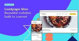 Builder Online Feature Release Leadpages Website Builder