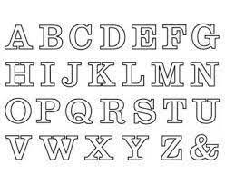 Lernkarten von buchstaben und zahlen, kostenlos ausdrucken und einfach lesen und schreiben lernen. Bildergebnis Fur Buchstaben Vorlagen Zum Ausdrucken A Z Buchstaben Vorlagen Zum Ausdrucken Buchstaben Vorlagen Buchstaben Schablone Zum Ausdrucken