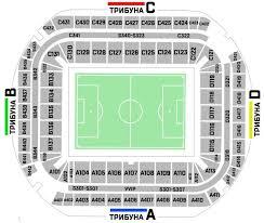 Kaliningrad Stadium Seating Chart Russia 2018 Stadium Seating Plans Bigsoccer Forum