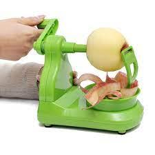Yüksek Kaliteli Manuel Meyve Soyucu Ev Mutfak Aracı Meyve Soyucu Elma  Soyucu Soyma Makinesi Yeşil Meyve Sebze Araçları satın almak < Mutfak,  Yemek & Bar / www2.UrunUrunler.me