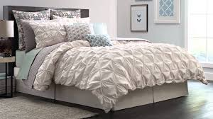 Real Simple Camille Jules Bedding Collection At Bed Bath Grey Comforter Sets Bed Bath And Beyond