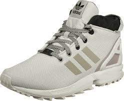adidas 8 5. adidas zx flux 5/8 shoes grey beige black 8 5 d