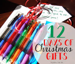 The Twelve Days Of Christmas 2014 WorksheetGifts In 12 Days Of Christmas