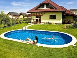 homemade inground pool diy in ground pool kits steel framed in ground swimming pool