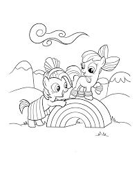 Des Sports Jeux De Coloriage My Little Pony Jeu De Coloriage My
