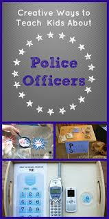 In many languages the spelling of an alphabet is different and vary greatly. Police Officer Activities For Kids