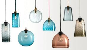 types startling trend coloured glass pendant light for your instant adapter with colored small