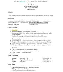Resume Cover Letter Sample Jobstreet Simple Job Resume Format Ideas
