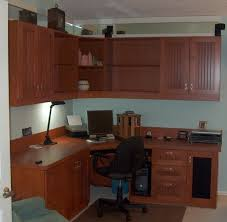 desks and wall units