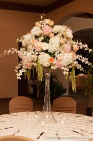 tall glass vases wedding centerpieces wedding o tall flower