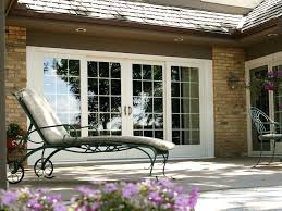 traditional french gliding replacement patio doors renewal by andersen anderson with built in blinds