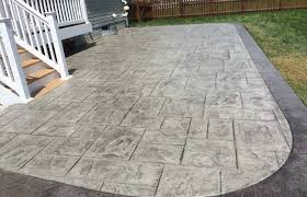 stained concrete patios textured outdoor patio and backyard medium size patio stamped concrete textured images color ifso look wonderful designs