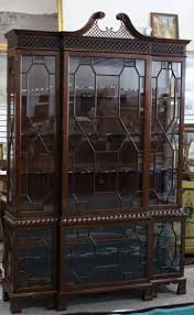 Chippendale China Cabinet Baker Co Chippendale China Cabinet Sarasota Estate Auction