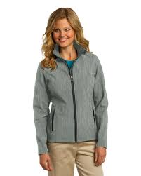 Crossland Soft Shell Jacket Size Chart Port Authority L317 Women Ladies Core Soft Shell Jacket