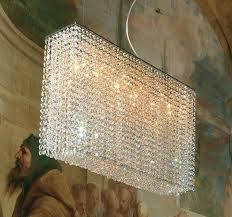 favorite swarovski crystal chandeliers a4322004 modern rectangular clear crystal chandelier swarovski crystal chandeliers whole