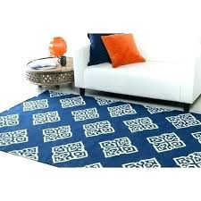 navy trellis rug and white blue living room target threshold
