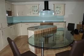 Glass Splashbacks Bathroom Walls Bespoke Glass Splashbacks Opening Up The Design Possibilities In
