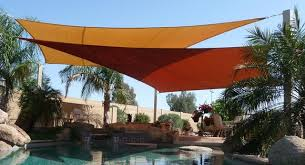 shade sails outdoor rooms take wing