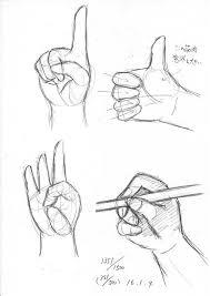 6年絵を描き続けてとりあえず落ち着いた手の描き方練習法を紹介し