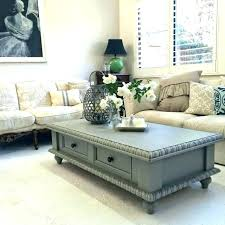 painting coffee table black ides a wood white