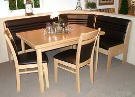 Bench Style Kitchen Tables Dining Room Dining Room Table Corner Bench Set Ashley Crofton