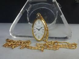 vintage 1966 seiko mechanical pendant