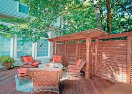 design ideas for outdoor privacy walls screen and curtains diy outdoor patio wind blockers