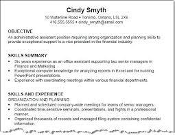 Job Resume Skills Examples Markedwardsteen Com