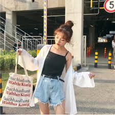 リアル韓国女子になれる2018夏韓国トレンドファッションアイテム5